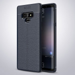 TPU Shockproof Case for Galaxy Note 9(Navy Blue)