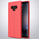 Coque antichoc TPU pour Galaxy Note 9 rouge - Wewoo