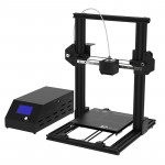 DMSCREATE DP223 360W 10-180mm/s Printing Speed 3D Printer, Support Auto-leveling / SD Card, Printing Size: 200*200*300mm