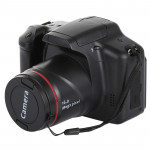 16.0 Mega Pixel HD DV SLR Camera, 2.4 inch LCD, Full HD 720P Recording, Infrared Lens, EIS
