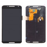 iPartsBuy 2 in 1 (LCD + Touch Pad) Digitizer Assembly for Google Nexus 6 / XT1100 / XT1103(Black)
