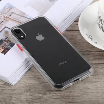 coque transparente iphone xr antichoc