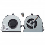 1.56W Laptop Radiator Cooling Fan CPU Cooling Fan for HP 15-A / 15-AC121DX / 15-AC