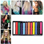 12 Colors Disposable Hair Dyed Stick