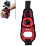 Sexy Leopard 360 Degree Rotation Arm Belt / Wrist Strap + Connecter Mount for GoPro HERO4 /3+ /3 /2 /1 & Xiaomi Yi Sport Camera(