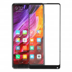 Front Screen Outer Glass Lens for Xiaomi Mi Mix2 (Black)