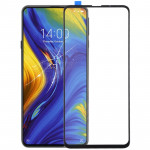 Front Screen Outer Glass Lens for Xiaomi Mi Mix 3 (Black)