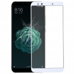 Front Screen Outer Glass Lens for Xiaomi Mi 6X (White)