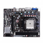 Computer Motherboard AMD A55 FM1 DDR3 Supports X4 631 / 641 A / E Series with Graphics Interface