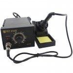 BEST BST-936B AC 220V Thermostatic Soldering Station Anti-static Electric Iron, EU Plug(Black)
