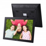 17 - 27 inch, 17 inch Multi-media Music & Movie Player Digital Photo Frame with Remote Control, Mstar V59 Program, Support USB /
