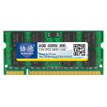 XIEDE X027 DDR2 800MHz 2GB General Full Compatibility Memory RAM Module for Laptop