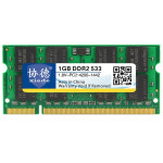 XIEDE X028 DDR2 533MHz 1GB General Full Compatibility Memory RAM Module for Laptop