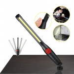 New Rechargeable COB LED Slim Work Light