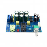 TPA6120 Amp Board HIFI TPA6120A2 Enthusiast Grade Headphone Amplifier Board Zero Noise Board