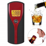 W637 Digital Breath Alcohol Tester Easy Use Breathalyzer Alcohol Meter Analyzer Detector with LCD Display