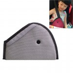 Car Safety Belt Adjuster for Children, Size: 24cm x 16.5cm(Grey)