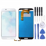 LCD Screen and Digitizer Full Assembly for Vodafone Smart N8 VFD610(White)