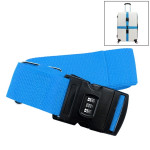 Luggage Strap Cross Belt Adjustable Packing Band Belt Strap with Password Lock for Luggage Travel Suitcase