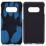 Paste Skin + PC Thermal Sensor Discoloration Case for Galaxy S10+(Blue)