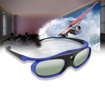 Universal Battery DLP Active Shutter 3D Glasses 96-144Hz For XGIMI Optoma Acer Viewsonic Home Theater Projector 3D TV