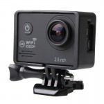 Standard Frame Mount Protective Shell with Buckle Basic Mount and Long Bolt for SJCAM SJ7000