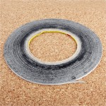 10mm 3M Double Sided Adhesive Sticker Tape for iPhone / Samsung / HTC Mobile Phone Touch Screen Repair, Length: 50m(Black)
