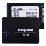 Kingdian S280 120GB 2.5 inch Solid State Drive / SATA III Hard Disk for Desktop / Laptop, Size: 100.2x69.8x7mm