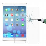 0.26mm 9H+ Surface Hardness 2.5D Explosion-proof Tempered Glass Film for iPad mini 4