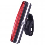 RAYPAL RPL-2266 USB Rechargeable COB LED Bike Taillight with Handlebar Mount
