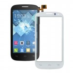 iPartsBuy Touch Screen Replacement for Alcatel One Touch Pop C5 Dual / 5036D(White)