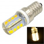 E14 3.5W Warm White Light 240LM 32 LED SMD 2835 Silicone Corn Light Bulb, AC 220V