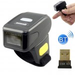 Scanner portable 1D Wearable Anneau Bluetooth Barcode - wewoo.fr