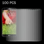 100 PCS for LG G2 mini / D620 0.26mm 9H Surface Hardness 2.5D Explosion-proof Tempered Glass Screen Film