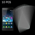 10 PCS ZTE Nubia Z7 Max 0.26mm 9H Surface Hardness 2.5D Explosion-proof Tempered Glass Screen Film