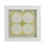 Spot LED encastrable 13W White Day 64 SMD 5050 Lampe, Flux lumineux: 1200lm - wewoo.fr