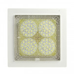 Spot LED encastrable 20W Blanc Chaud 96 SMD 5050 Lampe, Flux lumineux: 1850lm - wewoo.fr