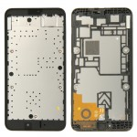 iPartsBuy Front Housing LCD Frame Bezel Plate Replacement for Nokia Lumia 530 / N530
