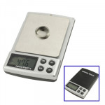 Digital Pocket Scale (500g / 0.1g)(Black)