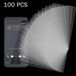 100 PCS for HTC Desire 530 0.26mm 9H Surface Hardness 2.5D Explosion-proof Tempered Glass Screen Film