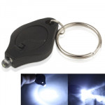 Mini Keychain LED Flashlight(Black)