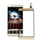 iPartsBuy Lenovo K5 Note Touch Screen Digitizer Assembly(Gold)