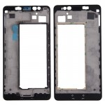 iPartsBuy for Microsoft Lumia 950 Front Housing LCD Frame Bezel Plate