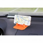 XIAOLIN XL-4006 Car Shockproof Anti-slip Mount Holder For Most Tablet And Phone(Orange)