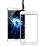 iPartsBuy Meizu M3E / Meilan E Touch Screen Digitizer Assembly(White)