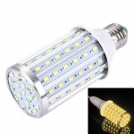 E27 25W 2200LM 90 LED SMD 5730 Aluminum Corn Light Bulb, AC 85-265V(Warm White)