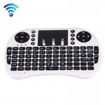 MWK08 2.4GHz Fly Air Mouse Wireless Mini Keyboard with Embedded USB Receiver for Android TV Box / PC