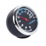 Portable Hygrometer Mini Plastic Round Pointer Humidity Decorative Sensor Tools