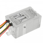 DC 24V to 12V Car Power Step-down Transformer, Rated Output Current: 5A