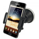 Holder Voiture Porte-pare-brise universel, l'iPhone, Galaxy, Huawei, Xiaomi, Google, Sony et Smartphones - wewoo.fr